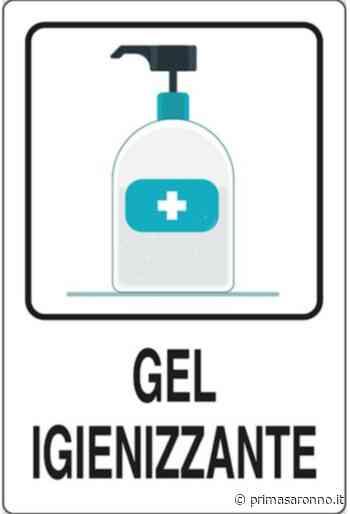 Olgiate Olona, dalla Exergy International donati 15mila flaconi di gel igienizzante - Prima Saronno