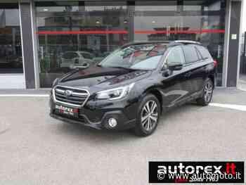 Vendo Subaru Outback 2.5i Lineartronic Unlimited nuova a Olgiate Olona, Varese (codice 7636385) - Automoto.it