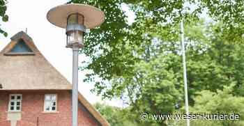 Pilze mit Dioden – Umstellung der Straßenlaternen - WESER-KURIER