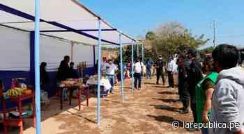 Lambayeque: Inauguran mercado de productores San Pedro de Callanca - LaRepública.pe
