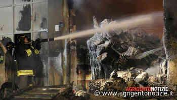 L'incendio di Fontanelle, spento ogni focolaio dopo 45 ore: scatta il sequestro - Agrigento Notizie