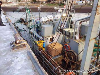 Desde Mar del Plata llegó un buque al puerto de Camarones y sometieron a estudios epidemiológicos a su tripulación - Crónica Digital