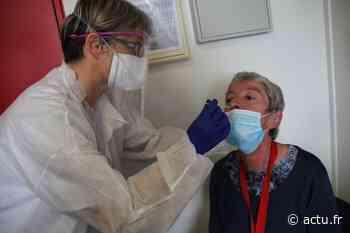 Covid-19 : à Val-de-Reuil les résidents de l'Espages dépistés par des infirmières - Normandie Actu