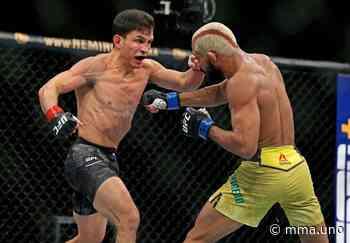 Revancha de Deiveson Figueiredo y Joseph Benavidez será la pelea estelar de Fight Island del 18 de Julio - MMA.UNO