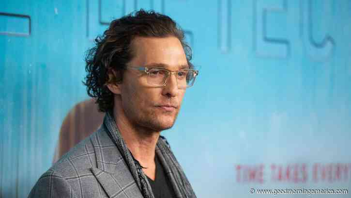 Matthew McConaughey on his 'tough love' parenting style - GMA