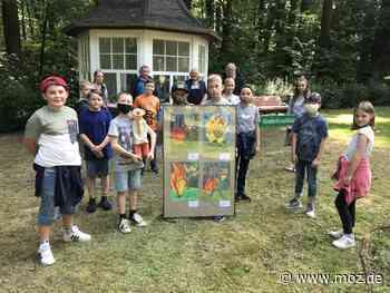 Märchenhafte Werke: Neue Ausstellung in der Kinderkunstgalerie in Bad Saarow - Märkische Onlinezeitung