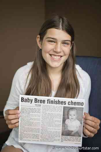 Surviving cancer in the first year of life - Whitecourt Star