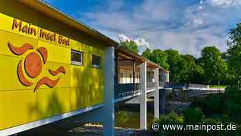 Maininselbad in Ochsenfurt öffnet am Freitag und bis September - Main-Post