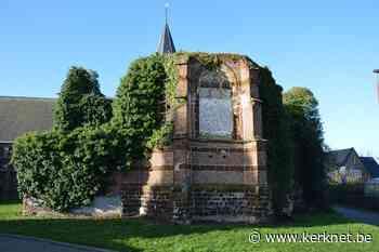 Snoeibeurt voor geklasseerde kerkruïne in Hulshout - Kerknet