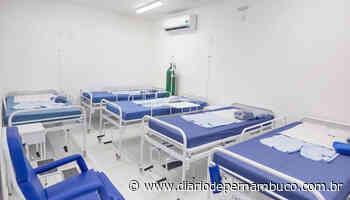 Itapissuma recebe hospital de campanha para combate à Covid-19 - Diário de Pernambuco