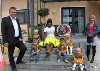 Kindertagespflege: Cindy Enin feiert 10jähriges Jubiläum • Erlensee - Bruchköbeler Kurier
