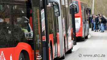Neue ÖPNV-Idee: Schnellbus zwischen Uetersen und Tornesch nimmt Fahrt auf | shz.de - shz.de