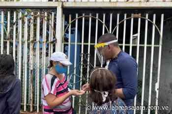 Prociudadanos entrega medicinas en Pueblo Nuevo - La Prensa de Lara