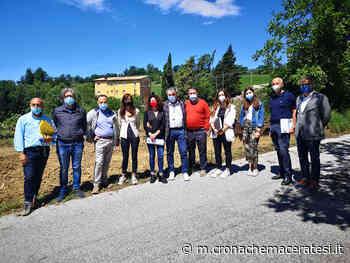 Otto case per gli sfollati parte il cantiere in contrada Paterno - Cronache Maceratesi