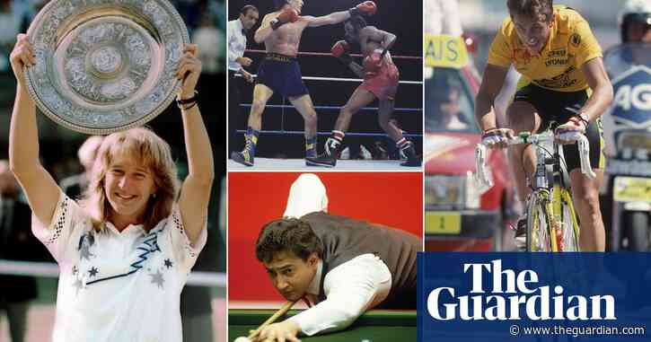 Quiz: sport in the 1980s