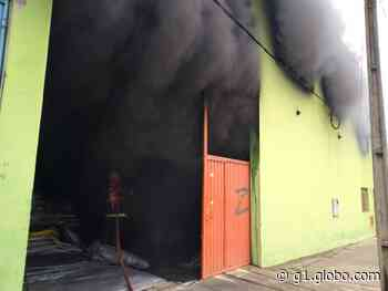 Câmara de Nova Serrana decreta luto de três dias pelas vítimas da explosão na fábrica de calçados - G1