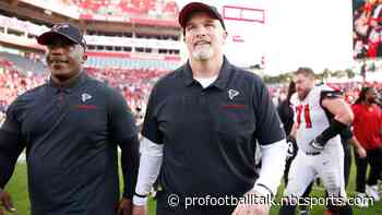 Dan Quinn, Atlanta coaches talk race with high school students