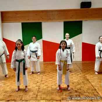 Mezzago, IRON-DO oro al campionato mondiale virtuale di karate - MBnews