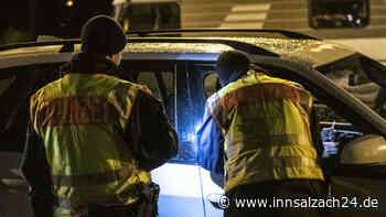 Garching: Polizeikontrolle findet Auto mit falschem Kennzeichen   Polizeimeldungen - innsalzach24.de