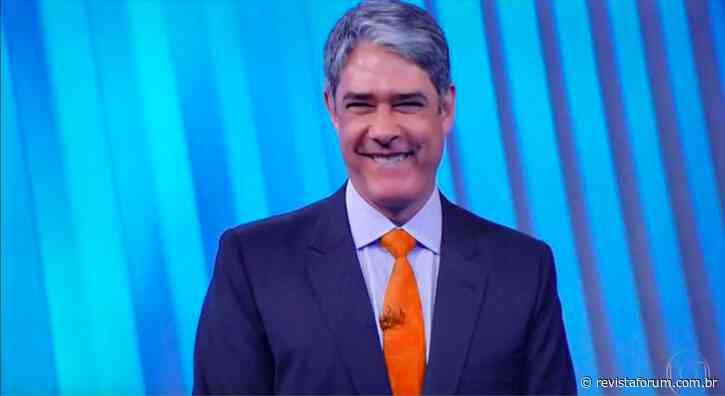 """Campanha para que William Bonner use gravata laranja no JN em """"homenagem"""" a Queiroz cresce nas redes - Revista Fórum"""
