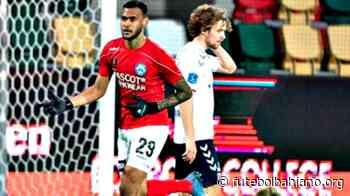 Ex-Bahia, Júnior Brumado foi destaque em goleada do Silkeborg - Futebol Bahiano