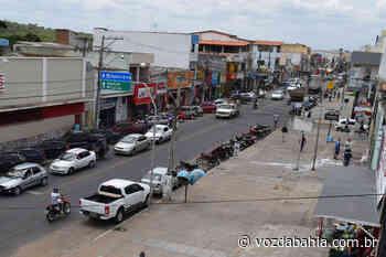 Município ainda não foi notificado e comércio continuará aberto em Brumado - Voz da Bahia