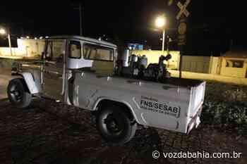 Brumado: carro fumacê volta a atuar no combate ao aedes aegypti a partir desta quinta-feira (18) - Voz da Bahia