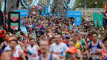 London Marathon: Race organisers 'still have hope' for October event