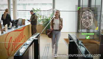 Boon Edam partners with AnyVision to enhance entrance solutions and entry experiences - SourceSecurity.com