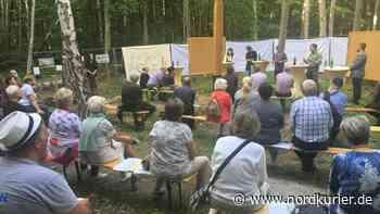 ▶ Waldbau-Lager der Nazis in Neubrandenburg als Gedenkort? - Nordkurier