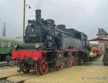 Historische Züge: Lokalbahn Gerstetten-Amstetten wieder in Betrieb - Heidenheimer Zeitung