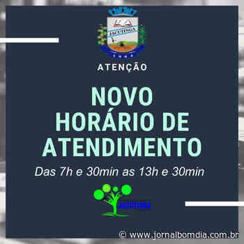 Jacutinga: prefeitura tem novo horário de atendimento - Jornal Bom Dia