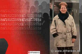 82-Jährige in Würzburg vermisst