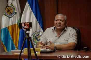 Alcalde de Sonzacate pide a la población del municipio usar las mascarillas y acatar medidas preventivas - Diario La Huella