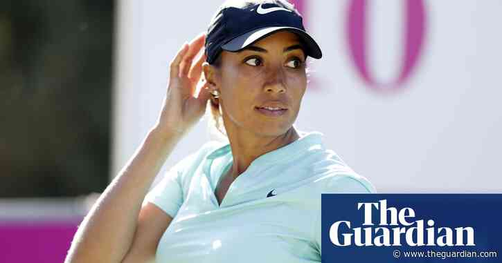 Cheyenne Woods: 'Golf is dominated by white men. The history runs deep'
