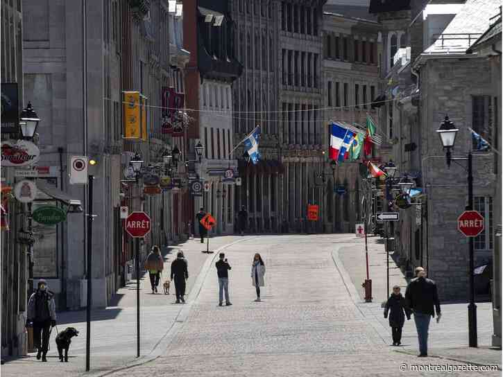 Brace for impact: A day of financial reckoning for Quebec amid pandemic