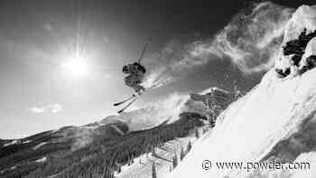 Montana's Big Mountain Skiing Looks Even Bigger in Black and White