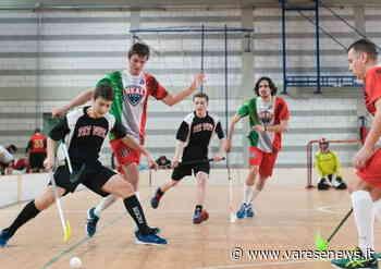 Floorball: il nuovo sport d'Europa, ad Ispra con il Jrc - Varesenews