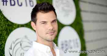 Did Taylor Lautner Get a Nose Job to Compete With Robert Pattinson? - Distractify