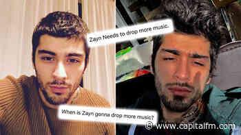 When Is Zayn Malik Returning To Music? - Capital