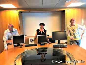 Kiwanis schenkt computers voor thuisstudie
