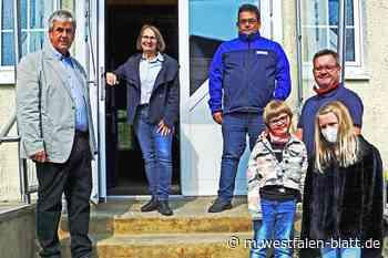 Jugendfreizeitstätte sensibilisiert für Hygiene - Westfalen-Blatt