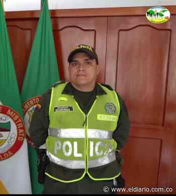 Comandante de Mistrató, postulado entre los mejores policías del país - El Diario de Otún
