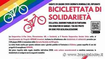 Cellatica: Biciclettata di Solidarietà - BresciaToday