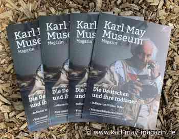 Das Magazin, das es nicht geben darf? – Die doppelte Zensur von Radebeul - Das Karl-May-Magazin