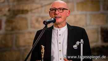 Debatte um neurechten Autor: Bernig zieht Bewerbung als Kulturamtsleiter von Radebeul zurück - Tagesspiegel