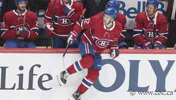 Canadiens' Drouin returns to the ice with purpose - CBC.ca