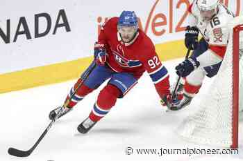 Canadiens' Jonathan Drouin thankful for second chances - The Journal Pioneer