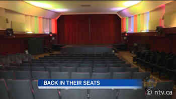 Local cinema in Grand Falls-Windsor faces higher costs to reopen - NTV News