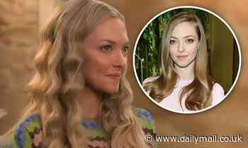 Amanda Seyfried three-year-old daughter Nina 'will not let' her sing - Daily Mail